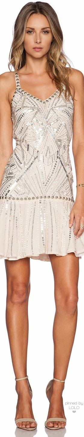 PARKER DEVANY SEQUIN DRESS | LOLO❤