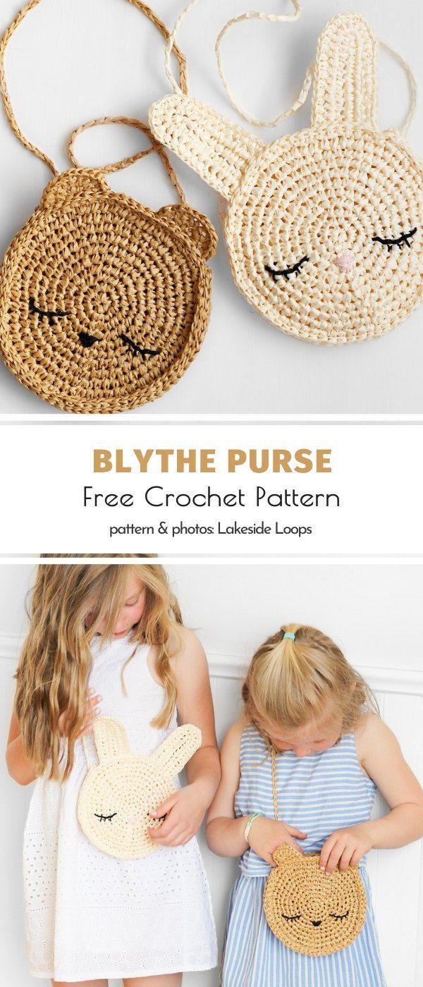 Crochet Purse Ideas For Kids In 2020 Crochet Purses Free Crochet Pattern Free Crochet
