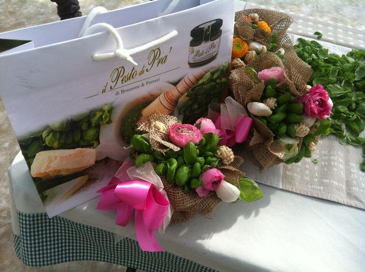Tour gastronomico - Il Pesto di Pra'
