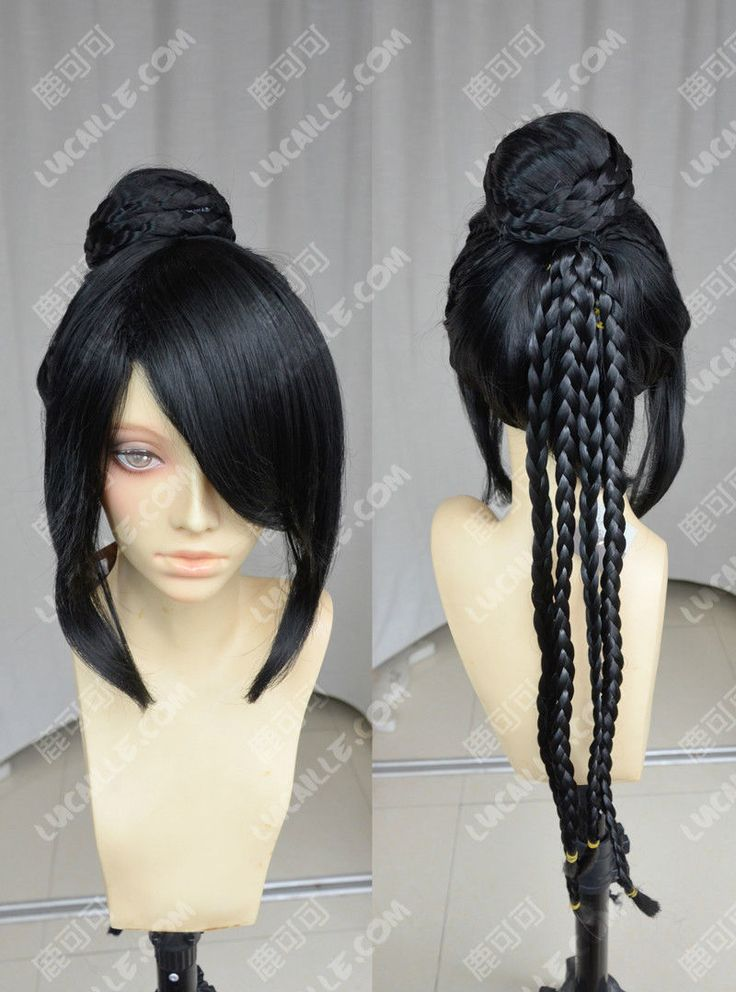 $30.35 (Buy here: https://alitems.com/g/1e8d114494ebda23ff8b16525dc3e8/?i=5&ulp=https%3A%2F%2Fwww.aliexpress.com%2Fitem%2FFinal-Fantasy-lulu-Braids-Head-Wig-Bag-Black-Cosplay-Wig-Party-cosplays-heat-resistant-fast-shipping%2F32688904906.html ) Final Fantasy / lulu / Braids Head + Wig Bag / Black Cosplay Wig>>Party cosplays heat resistant fast shipping for just $30.35
