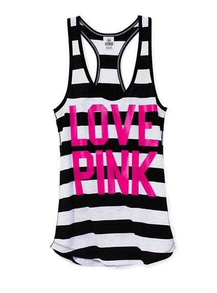 victoria's secret pink: Pink Summer, Victoria Secret Pink, Workout Shirts, Pink Tops, Tanks Tops, Pink Tanks, Pink 3, Workout Tops, Pink Shirts