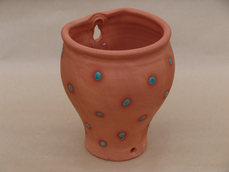 Aylesford Pottery: Wall plant holder