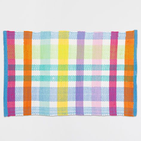 MULTICOLOURED RUG - Rugs - Decor and pillows | Zara Home United States