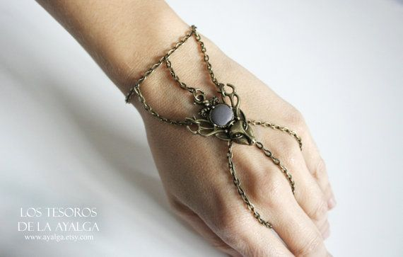 Reh  Hirsch Armband Ring  Sklave Baratheon Armband von Ayalga