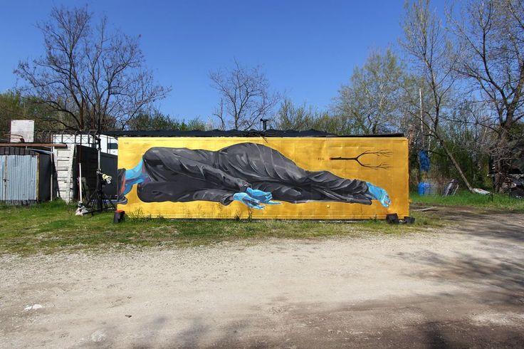 RT @movimentolabel: #Basik  2015 #Mutonia - #Mutoid Waste Company #streetart #love #mocreative #artninja #art #mural #graffiti https://t.co/4ruMOTZpQx