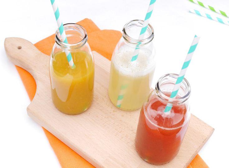 Gezonde limonade