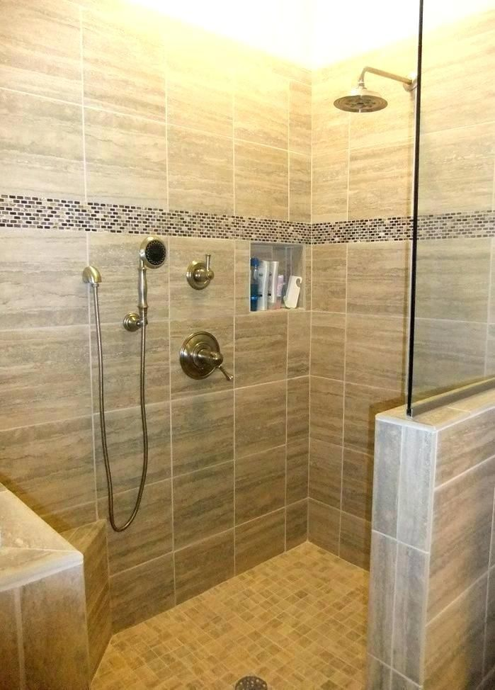 Bathroom Showers Without Doors Lovely Bathroom Showers Without