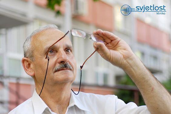 Molte persone sono costrette a portare gli occhiali da lettura ma anche quelli per guardare la tv, guidare, andare al cinema ecc. Si possono riscontrare i problemi simili durante le attività sportive, in spiaggia d'estate o sulla neve d'inverno.