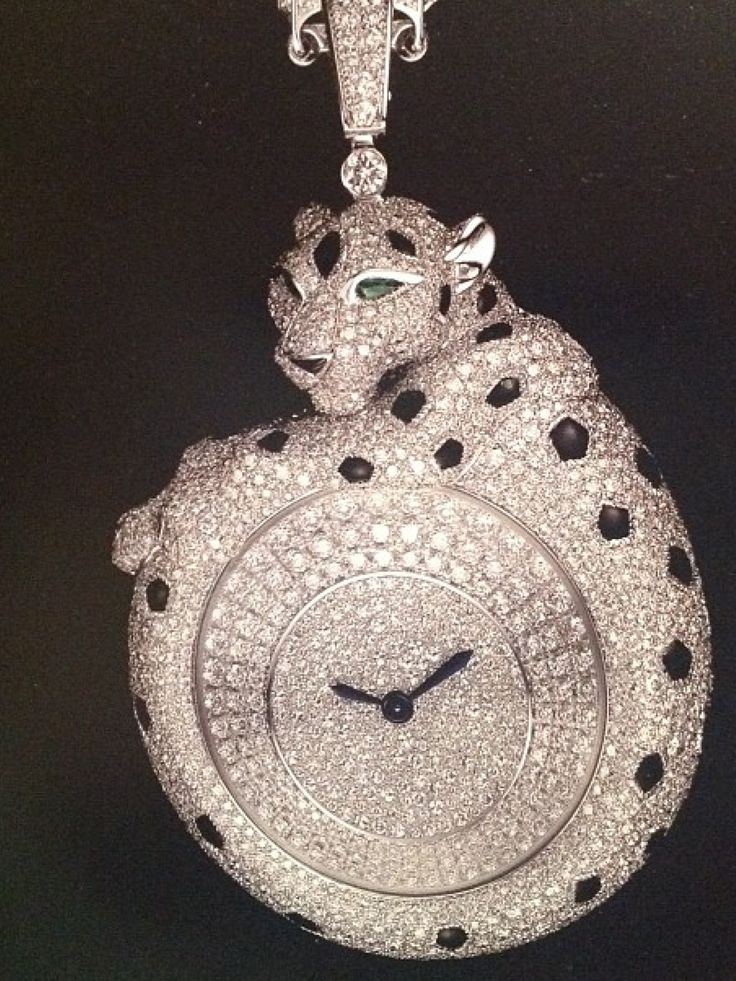 Cartier Diamond Watch Pendant, I just found my Christmas present! LOL! TG,  NOT !
