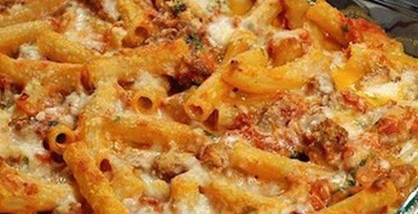 Ricette on line: Maccheroni pasticciati