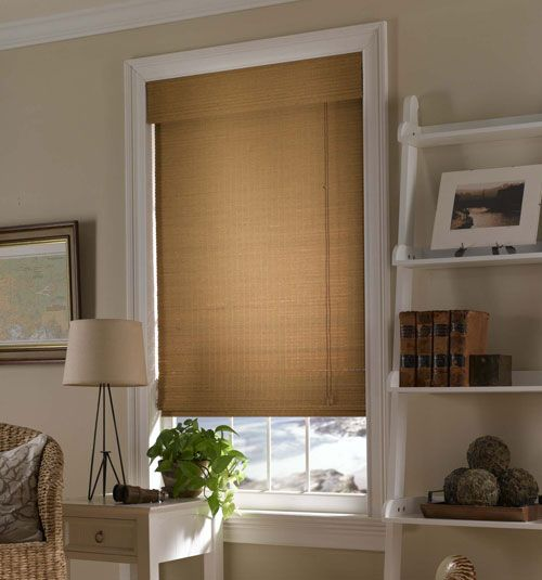 Best 25 woven shades ideas on pinterest woven wood for Natural woven flat fold shades