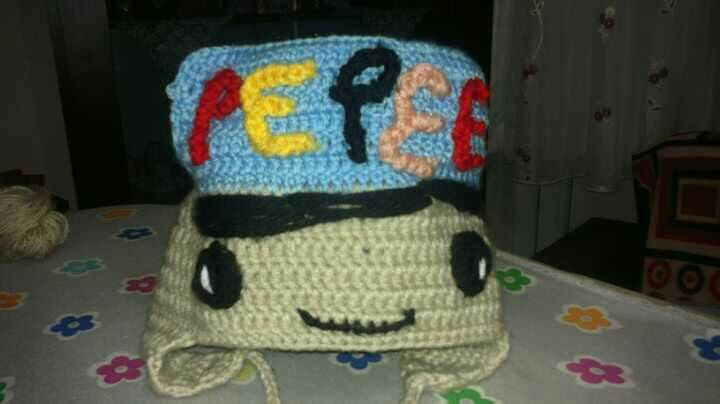 Pepe şapkam