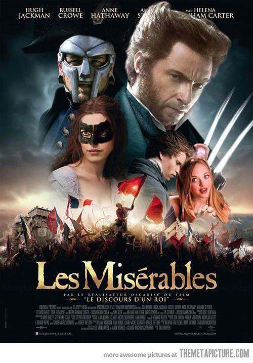 Review Movie:Les Miserables |
