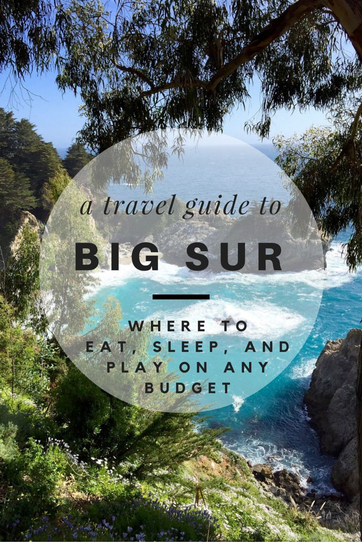 Big Sur is an incredible destination that everyone should see at least once in…