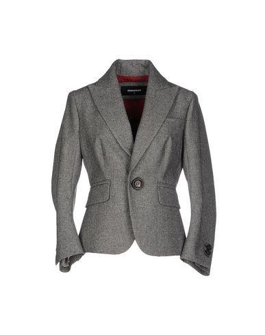 Prezzi e Sconti: #Dsquared2 giacca donna Grigio  ad Euro 283.00 in #Dsquared2 #Donna abiti e giacche giacche