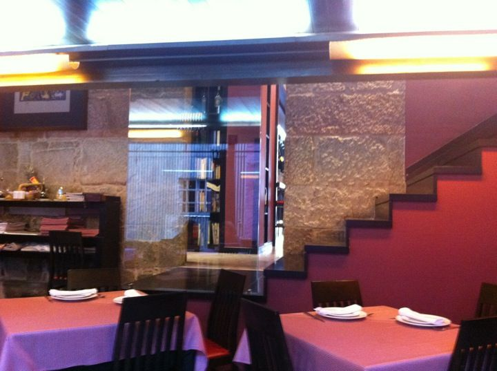La casa de las 5 puertas en pontevedra galicia for 5 puertas pontevedra