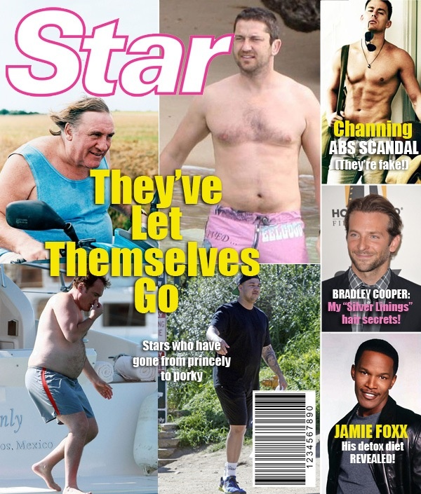 A Star Magazine Cover You Will Certainly Never Ever See.