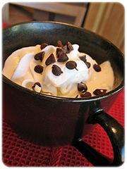 Microwave Cupcake in a Mug.. Cute