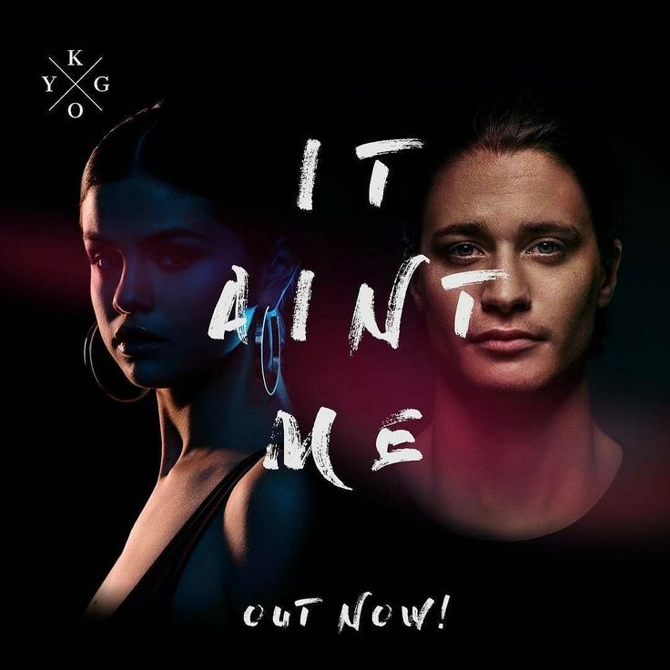 @kygomusic: 'It ain't me' is finally out! link in bio [Enlace en biografía]  #SelenaGomez #Selena #Selenator #Fans | #Selenators #BestFanArmy #iHeartAwards