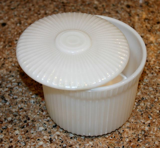 Vintage Breakstone Cottage Cheese or Sour Cream Container