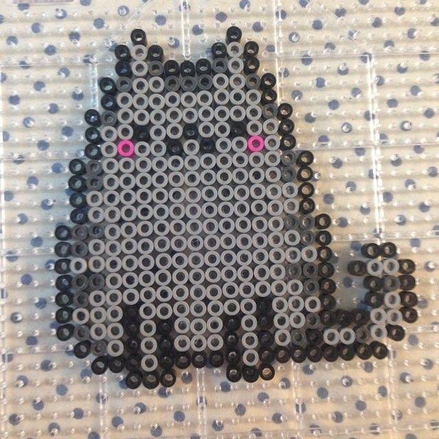 Pusheen Cat Perler Beads By Charoozz520