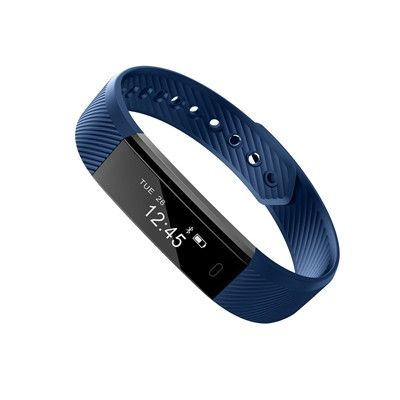 Smart Bracelet Fitness Tracker Step Counter Band