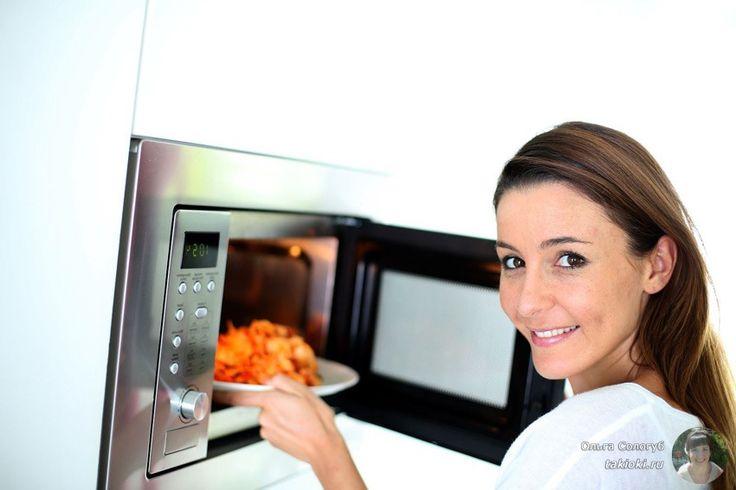 Незаменимая помощница на кухне - микроволновка. Принцип работы СВЧ-печи и разновидности моделей - http://takioki.ru/mikrovolnovka-printsip-raboty/