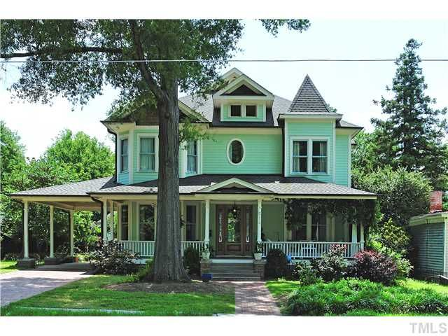 Historic oakwood raleigh nc homes for sale downtown for The house raleigh
