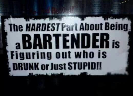 Bartending Quotes And Sayings: 17 Best Ideas About Bartender Funny On Pinterest