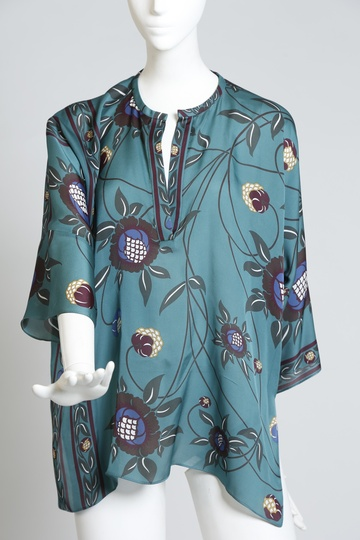 Floral Baju tunic