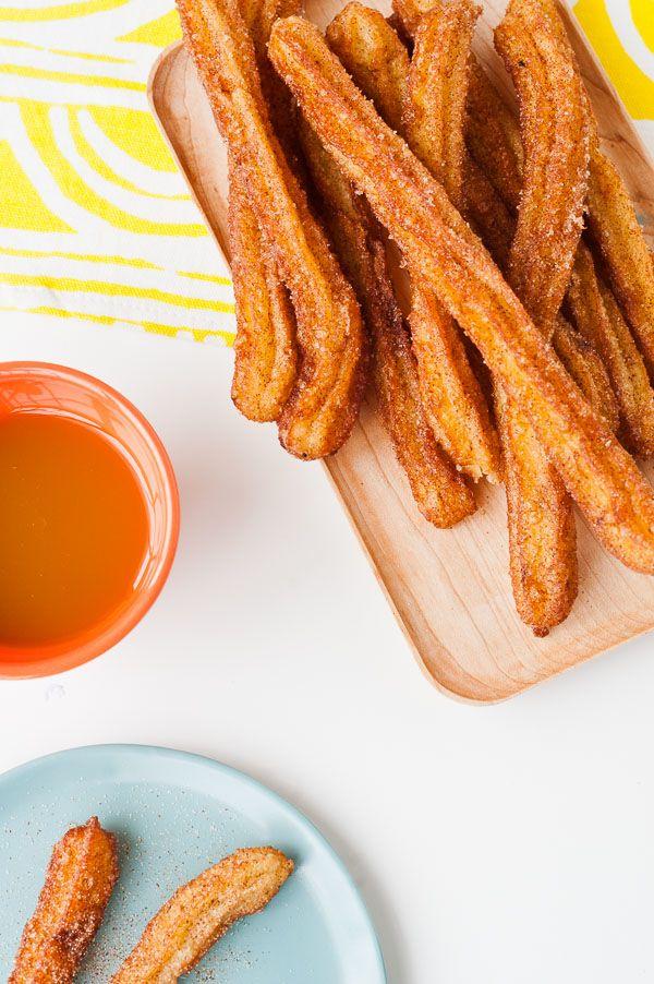 Sugar on a Stick: Homemade Churros Recipe