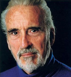 Christopher Lee is an excellent actor who is talented enough to play very versatile characters. Easily one of my favorite actors of all time.