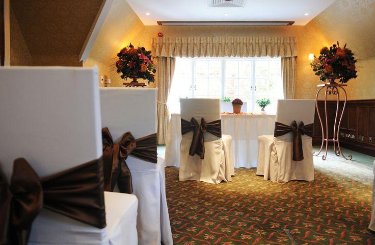 Hampshire suite ceremony room