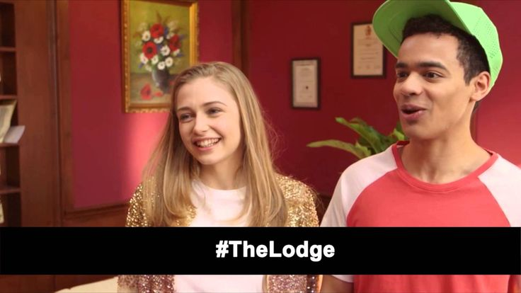 Interview: Sophie Simnett + Joshua Sinclair-Evans | The Lodge (The Fan C...