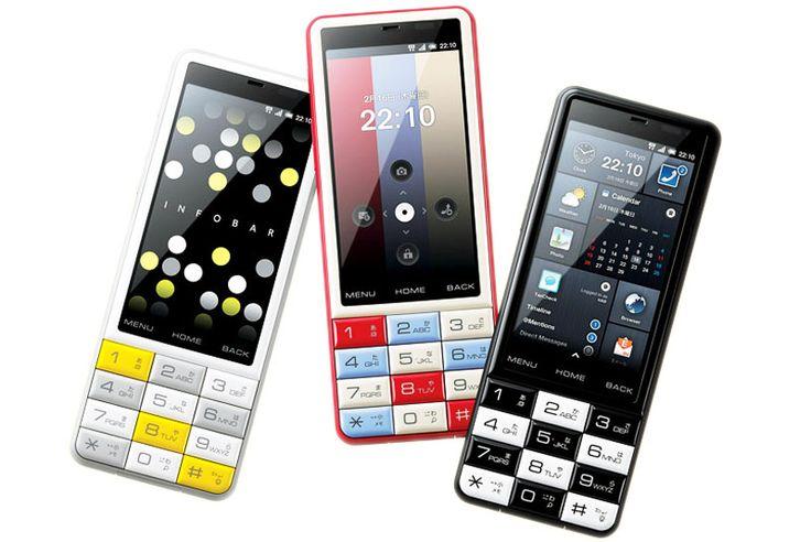 infobar c01 smartphone