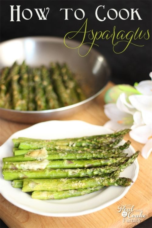 Best 25 how to cook asparagus ideas on pinterest how to cut how to cook asparagus ccuart Gallery