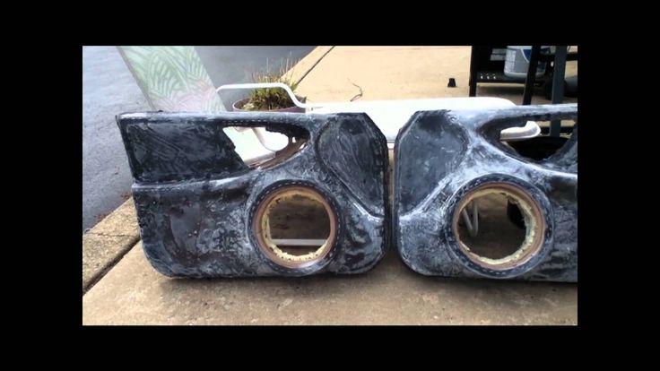 Fiberglass door panels  3