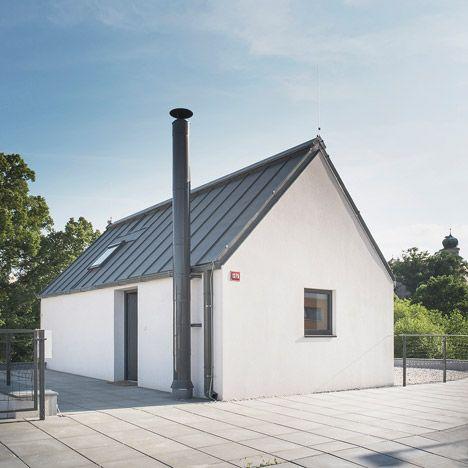 Best The 25 Best Zinc Roof Ideas On Pinterest Modern Barn 400 x 300