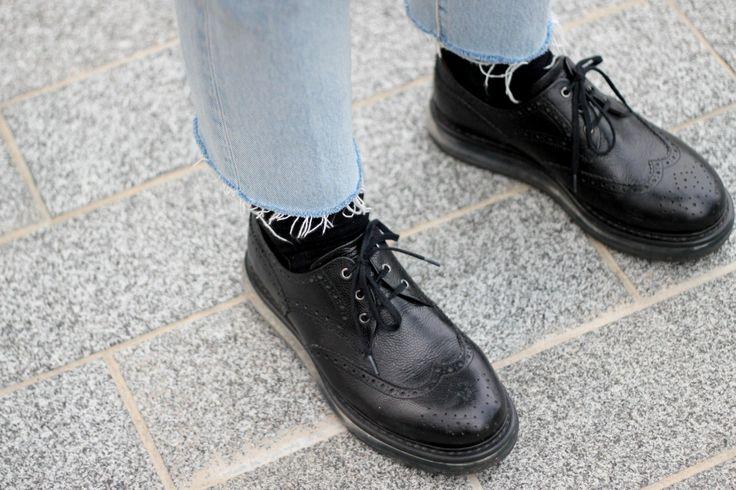 J'aime tout chez toi - Men shoes with bubble sole