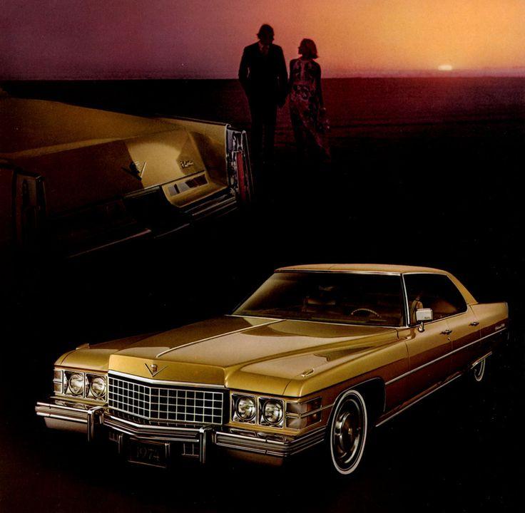 29 Best 1974-76 Cadillac Calais DeVille Images On