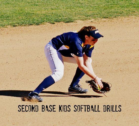 Kids Softball Second Basemen Drills: Get Ready for Gametime!