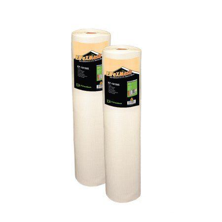 FiFlexMesh Eifs Stucco Mesh 4.5 Ounce 19 inch X 150' Self-adhesive