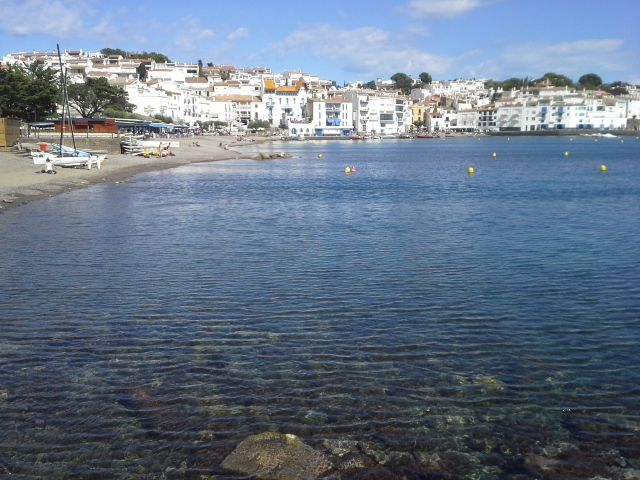 Make a stop at this small harbour village Cadaqués, Catalonia Cycling