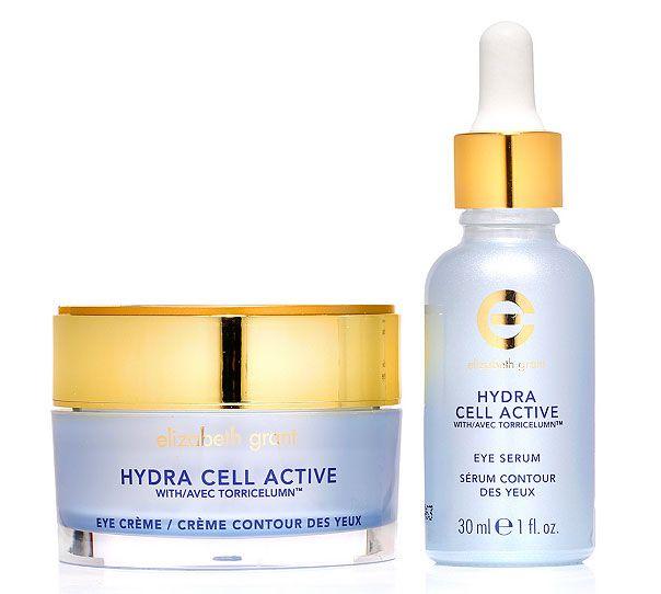 ELIZABETH GRANT HYDRA CELL ACTIVE Eye Cream & Eye Serum