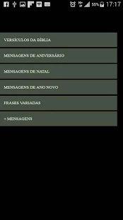 Biblia Sagrada em Portugues: miniatura da captura de tela