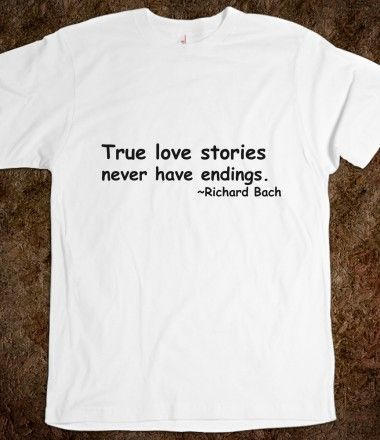 Love stories shirt
