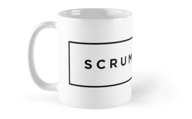 Scrum master - agile project by wutudu