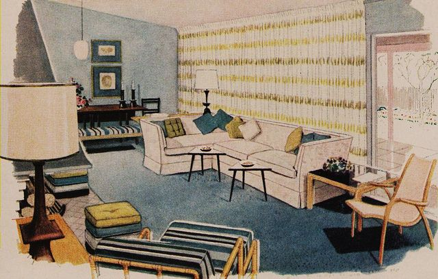 Better Homes and Gardens 1960