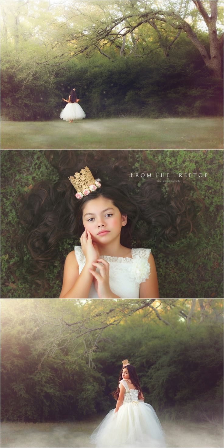 garden princess..a fairy tale session