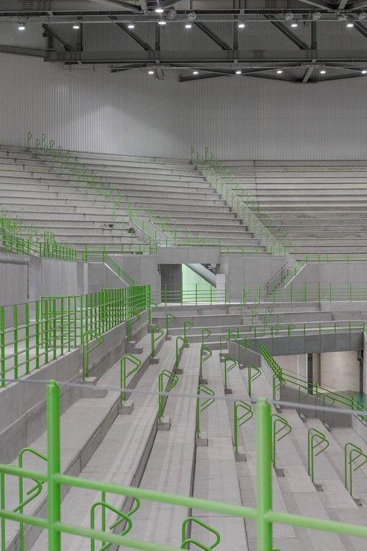 Arena Olímpica de Handebol e Golbol / OA   Oficina de Arquitetos + LSFG Arquitetos Associados   ArchDaily Brasil